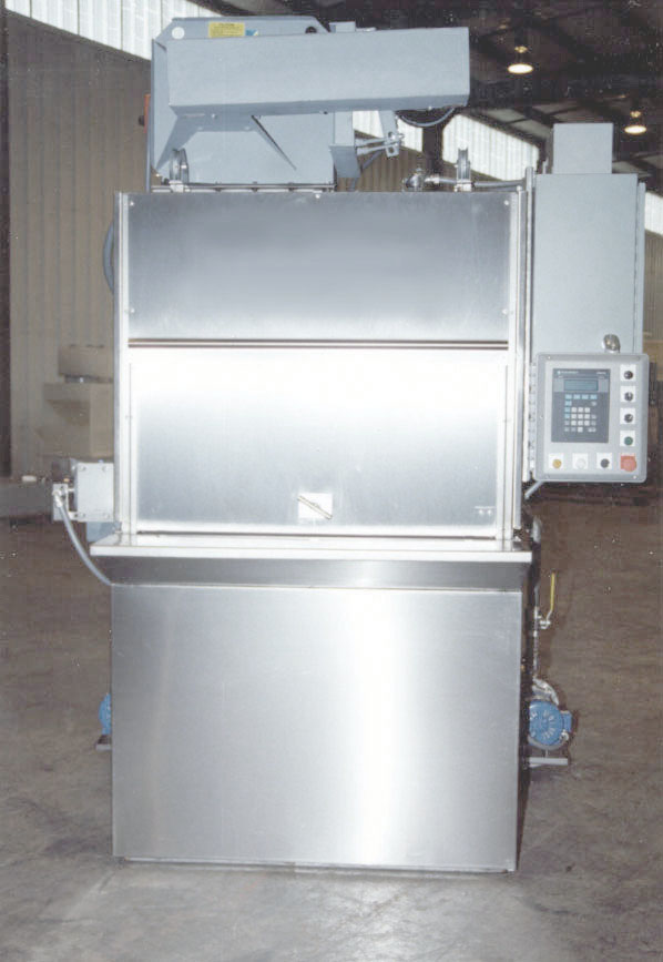 Rotary Table Washer